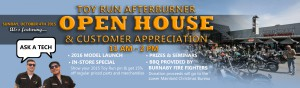 TDHD openhouse poster