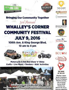 Whalley Festival 2016