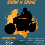 One Last Rip Show N Shine – September 7th 2019